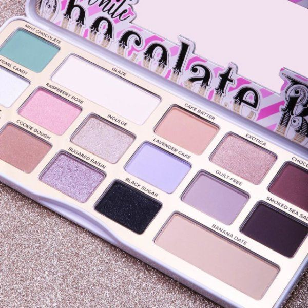 Eye Shadow Palettes – Best Glitter & Matte Shades | TooFaced
