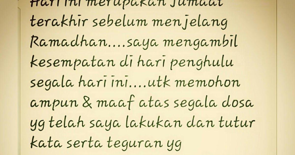 Gambar Kata Kata Maaf Menjelang Ramadhan 29 Kata Kata Terakhir Puasa Inspirations Kata Mutiara Terbaru Kata Kata Maaf Menjelang Ramadh Gambar Romantis Bijak