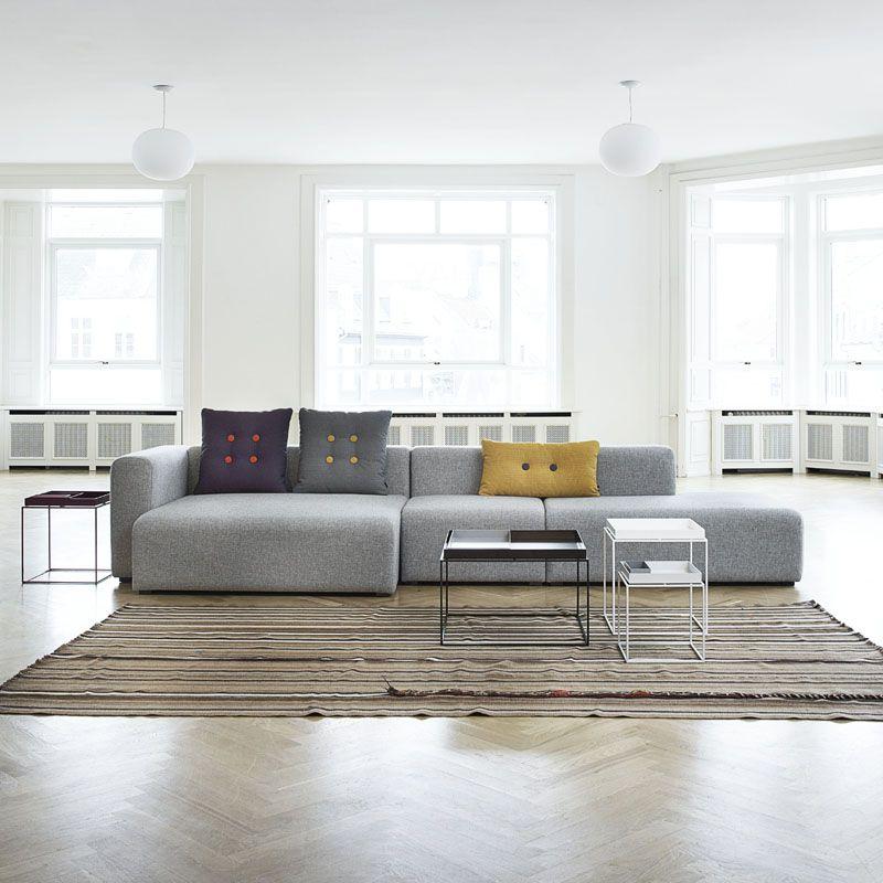 Mags sofa hay colors for living room gray yellow and brown salas de estar - Sofas camino a casa ...