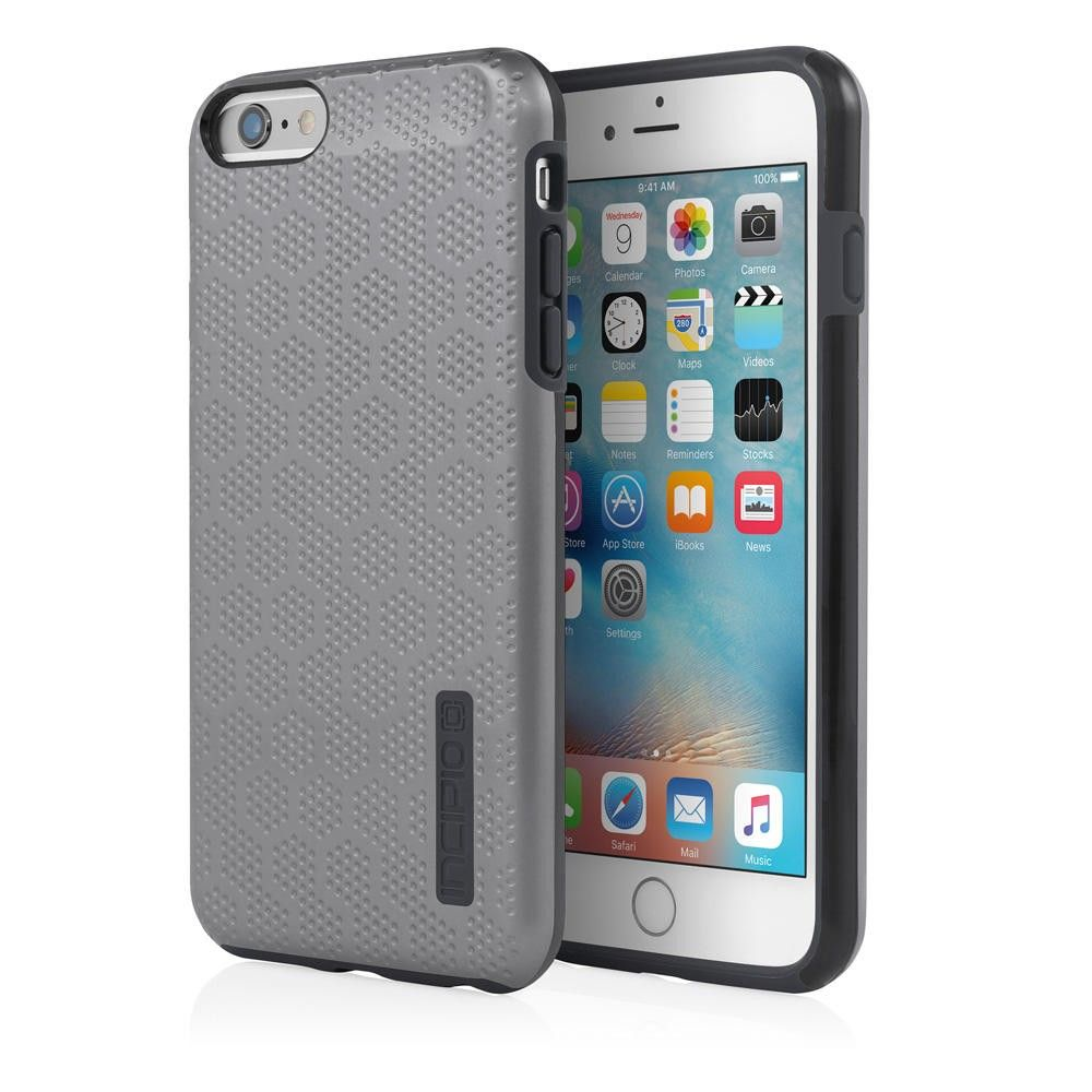 DualPro Tension Dual Layer Protection with Aluminum Finish for iPhone 6/6s