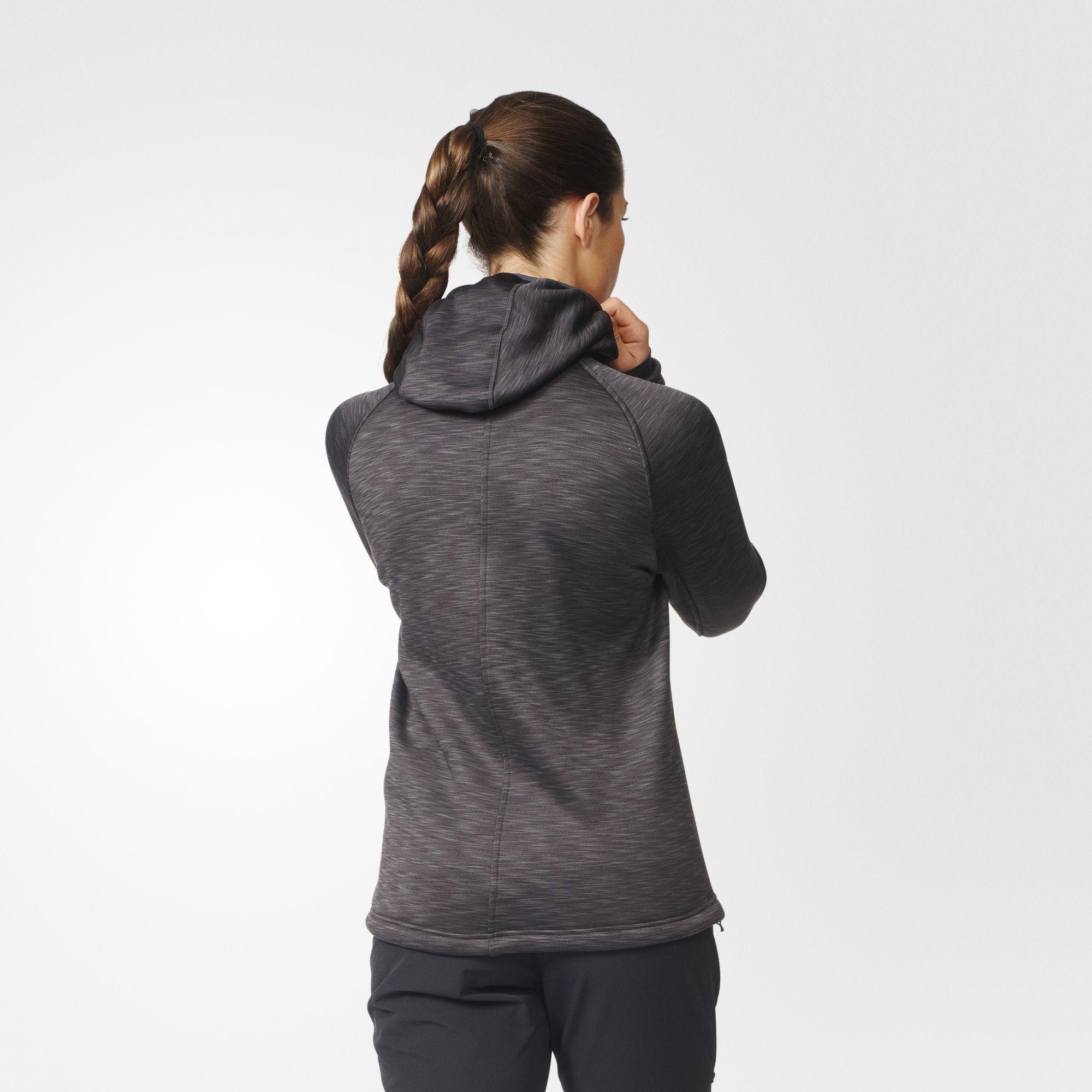 Predownload: Adidas Climaheat Hooded Fleece Jacket Hoodies Womens Hoodies Sweatshirts Hoodie [ 2000 x 2000 Pixel ]