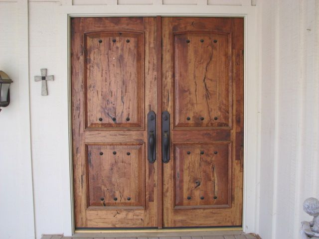 Fine Cabinetry And Finish Carpentry In Austin Custom Front Doors Double Doors Exterior Front Entry Doors