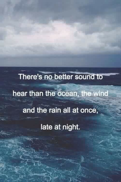 Water Quotes Adorable Storms Over The Sea  Water  Pinterest  Storms Beach And Ocean Design Decoration