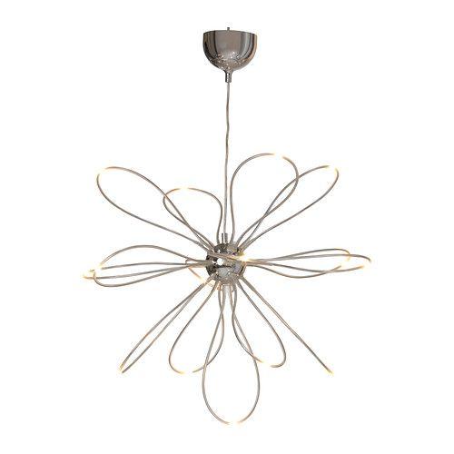 Muebles Colchones Y Decoracion Compra Online Led Chandelier Ikea Ceiling Light Chrome Chandeliers