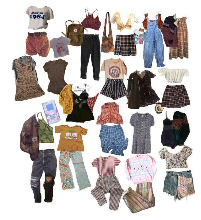 """Tumblr"" by shenzi-uni liked on Polyvore | Artsy Clothes ..."