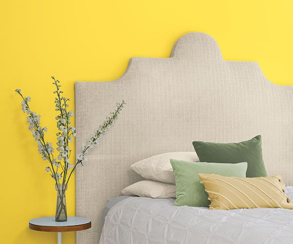 Accented Neutral Color Scheme Bedroom: Color Of The Month, May 2016: Buttercup