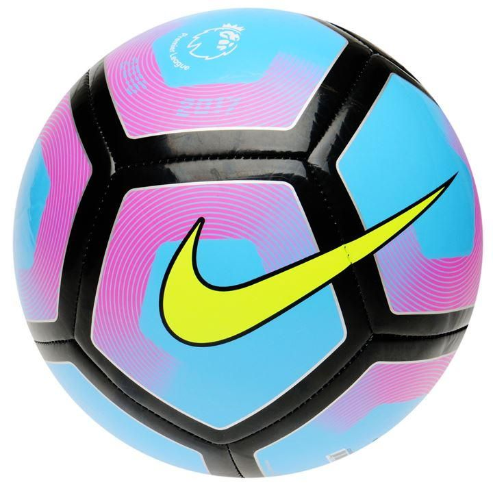 Nike Premier League Pitch Soccer Ball In 2020 Premier League Football Football Ball English Premier League