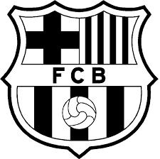 escudo del barcelona de españa pregnancy colorear