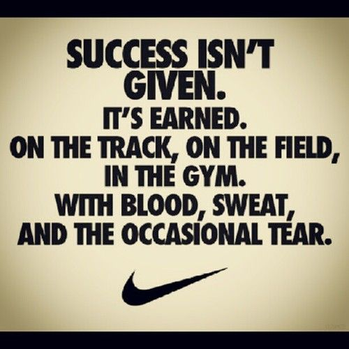 Nike Motivational Quotes #GetFit #GetInspired #BeSuccessful