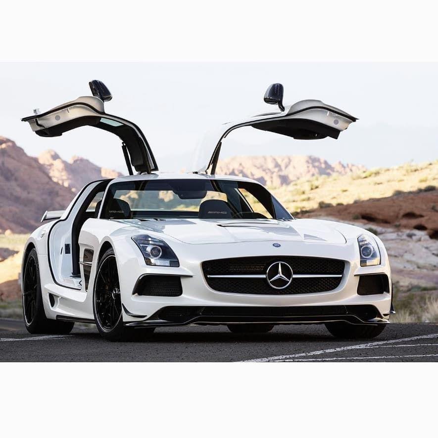 2014 Mercedes Benz Sls Amg Black Series First Drive: MERCEDES SLS AMG (V8) Top Speed: 320km/h 0-100km/h: 37s
