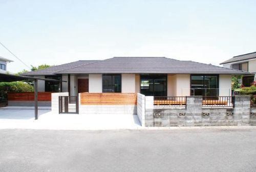 規格 上質な平屋の家 1500万円 鹿児島工務店 鹿児島県で新築