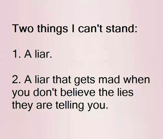 Liars quotes to 70+ Lying