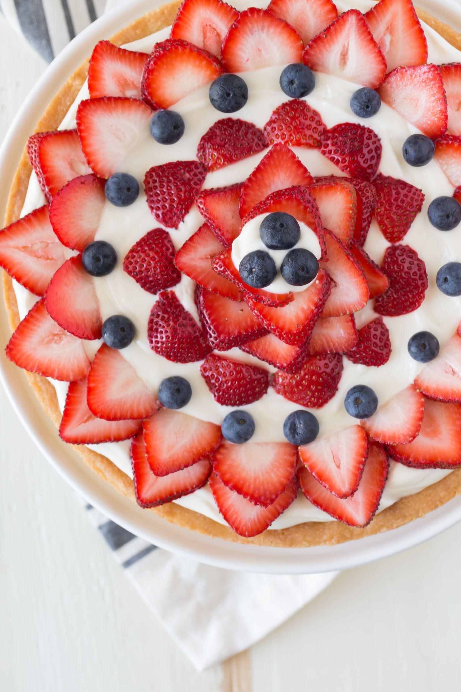 fresh strawberry cake near me