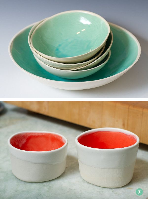 Gift Guide 10 Handmade Home Decor Gifts Ware FC Bowls and Pottery