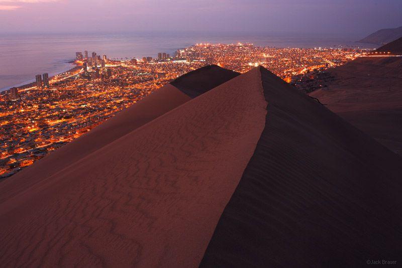 Iquique Chile Cerro Dragon Dune City Photo Beautiful Places Incredible Places Great Places