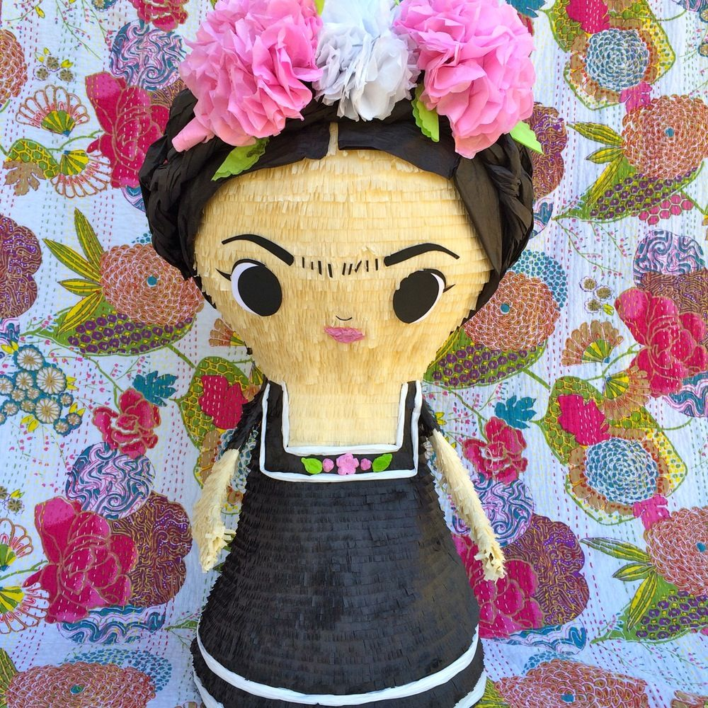 fancy frida kahlo piñata frida kahlo fancy and birthdays
