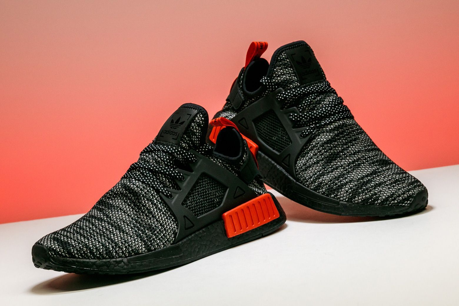online retailer 2e2f1 c574a From a recent Europe-only release, peep the adidas NMDXR1 in a black,  white, and red colorway. www.stadiumgoods.... adidas