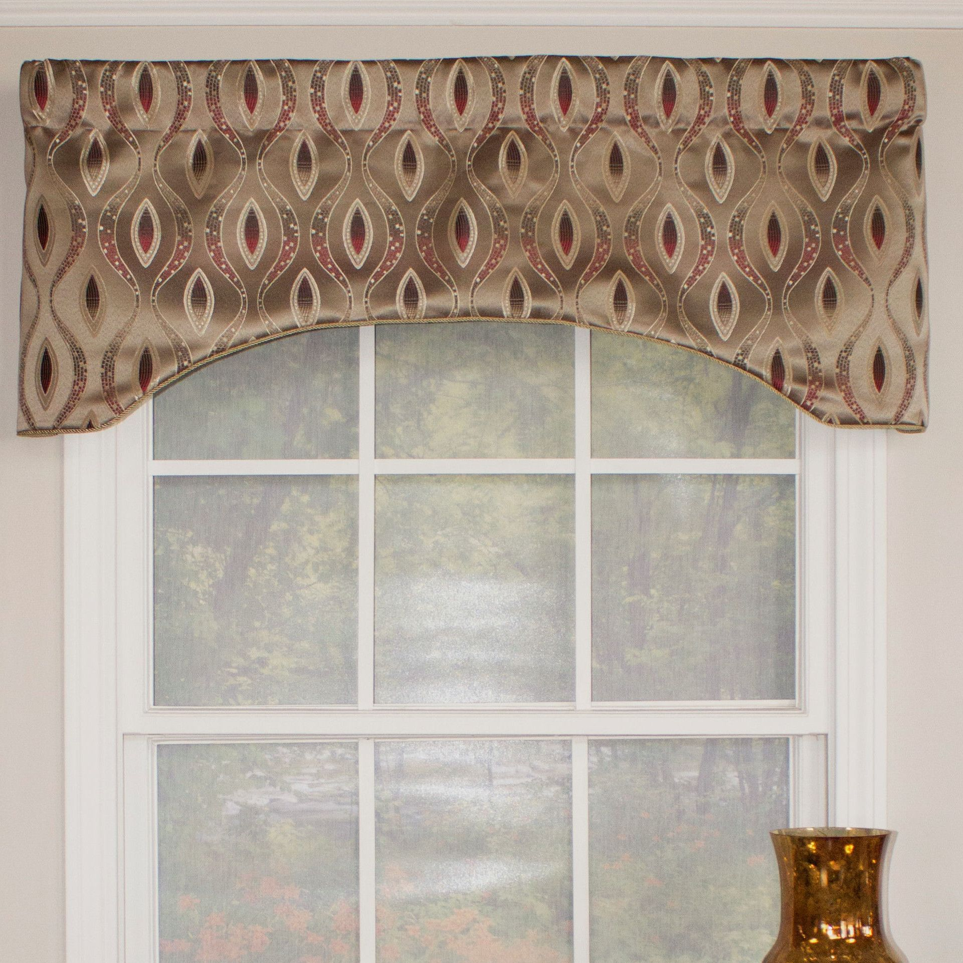 Kitchen window curtain  Electric Arch