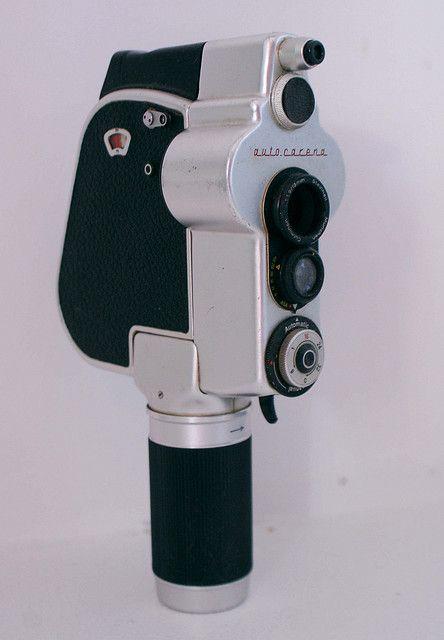 Auto Carena 8mm Movie Camera Auto Carena Standard 8 Movie Camera 8mm Camera Prime Lens