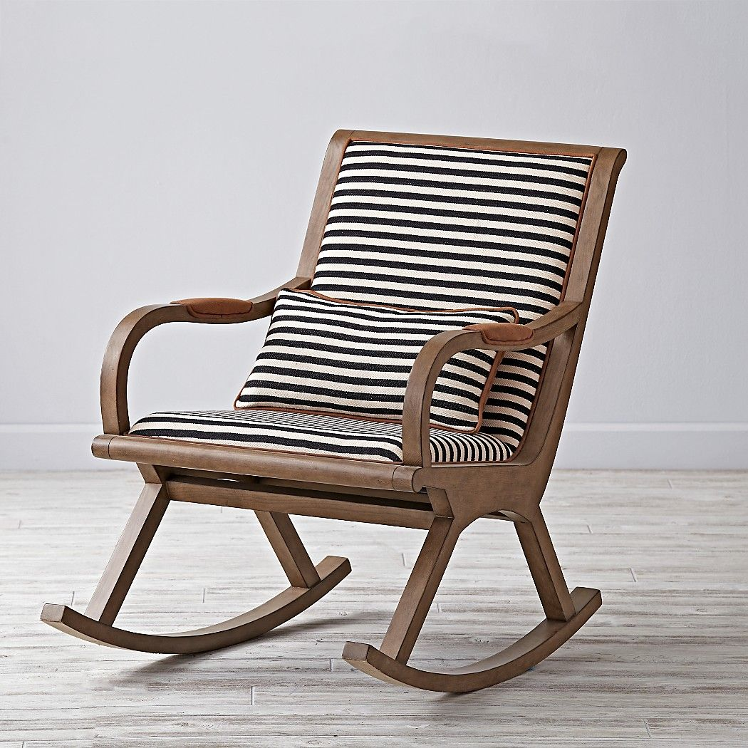 Bakersfield Rocking Chair White rocking chairs, Rocking