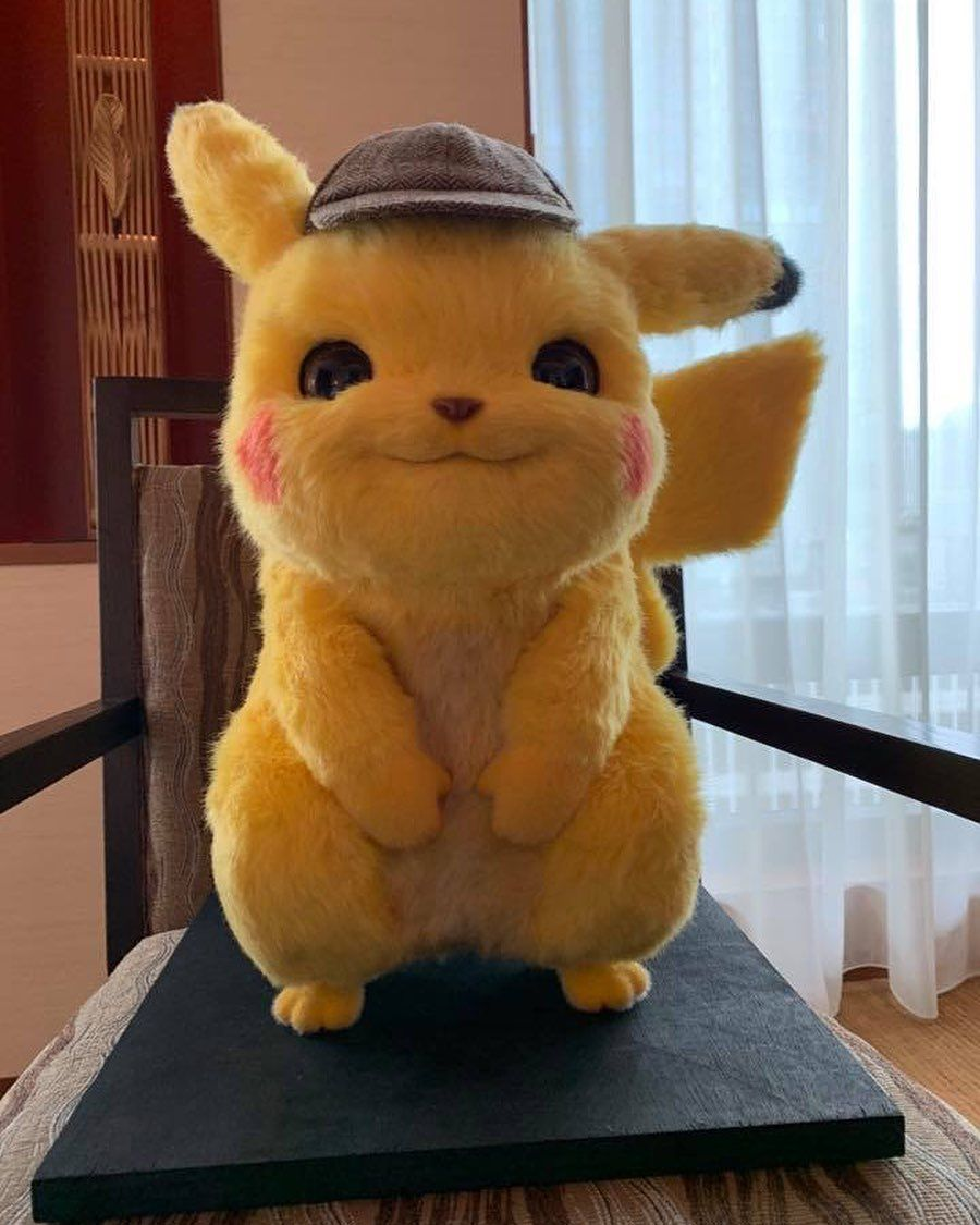 Would You Own A Realistic Model Of Detectivepikachu All