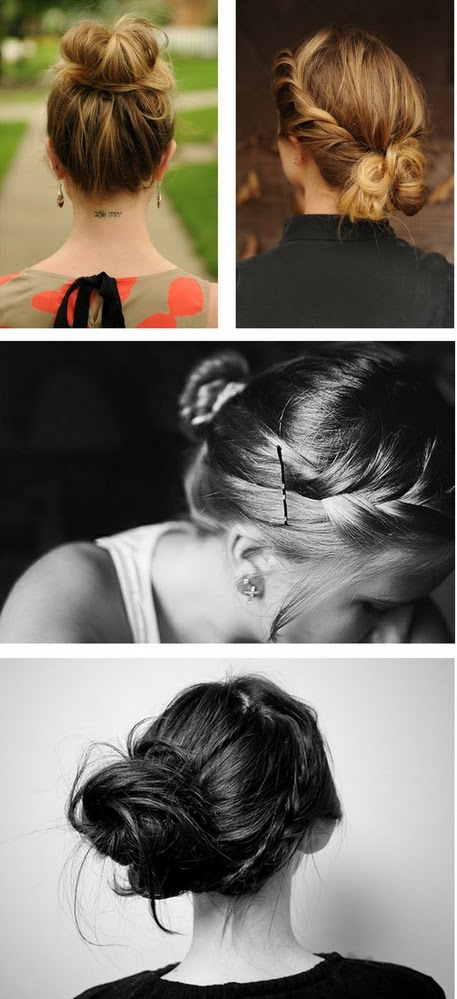 more hair styles I want to master.