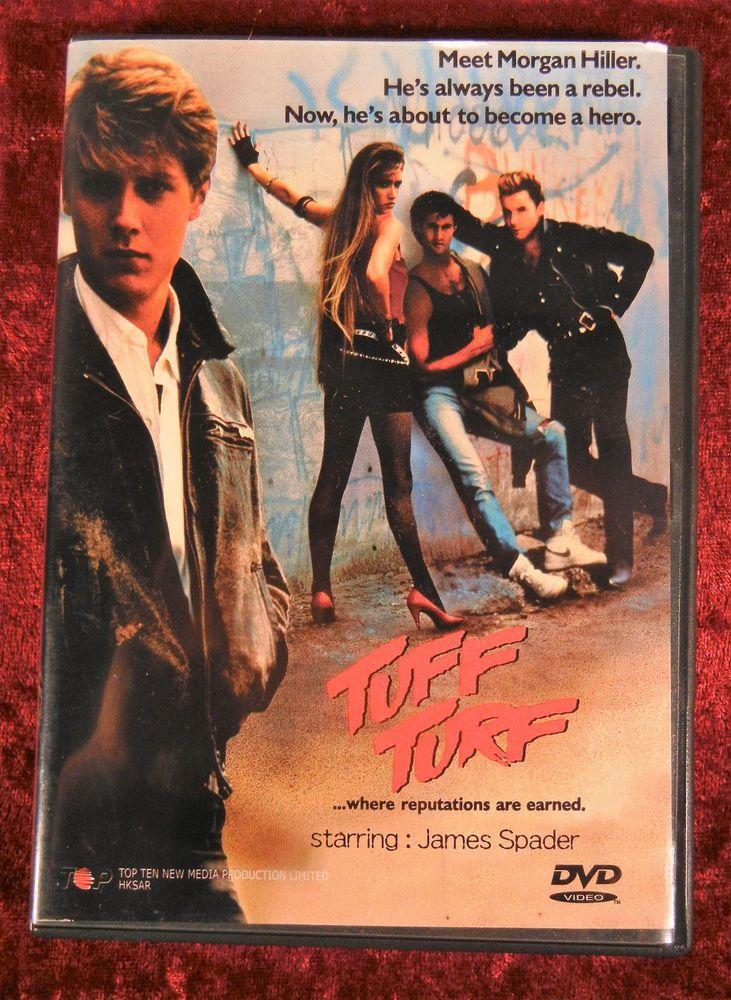 Tuff Turf 1985 DVD James Spader Robert Downey Kim Richards