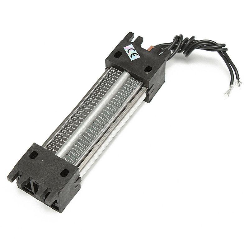2016新しい到着耐久性のある品質200ワットac dc 220ボルト絶縁されたptcセラミック空気ヒーター電気ヒーター