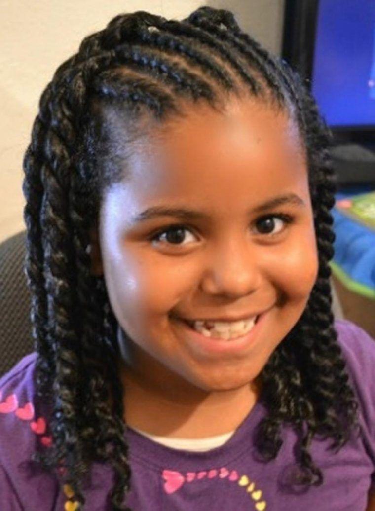 Easy Black Girl Hairstyles | Easy Hair Styles Ideas | Pinterest ...