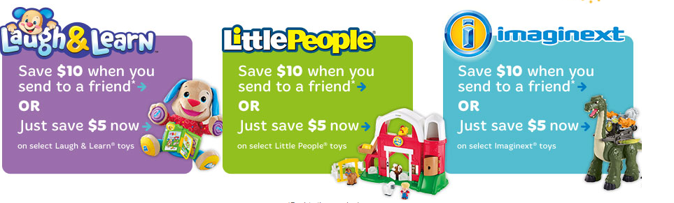 photograph regarding Fisher Price Printable Coupons titled Fisher Value Coupon codes My Style and design Fisher rate toys, Fisher