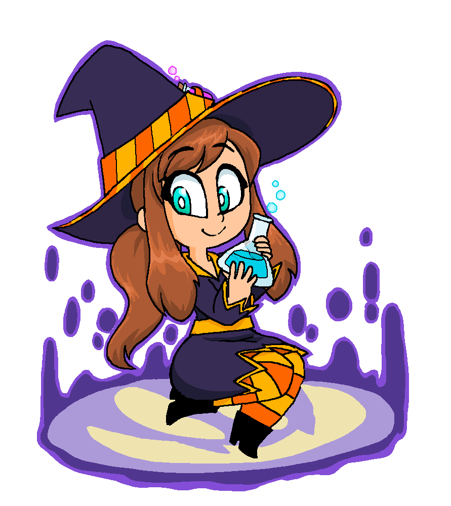 Blue Doesn T Scare Me A Hat In Time Girl With Hat Funny Art