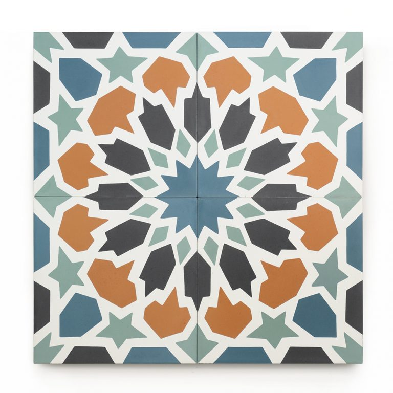 Patterned Cement Tiles From Cement Tile Tiles Encaustic Cement
