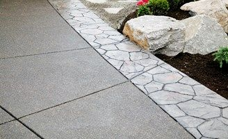 Slate Pavers Cost Average Slate Paver Prices Per Square Foot Benefits Aggregate Concrete Exposed Aggregate Concrete Exposed Aggregate