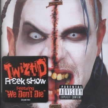 Twiztid - Freek Show (Parental Advisory) | Overstock.com Shopping - The Best Deals on Hip-Hop/Rap | Shows, Music, Album covers