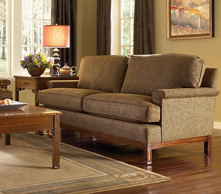 Craftsman Style Sofa For The Home Craftsman Style Craftsman