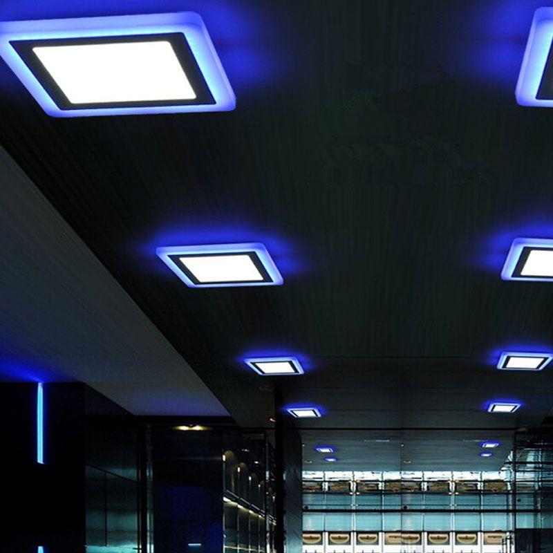 new led panel downlight 6w 9w 16w 3