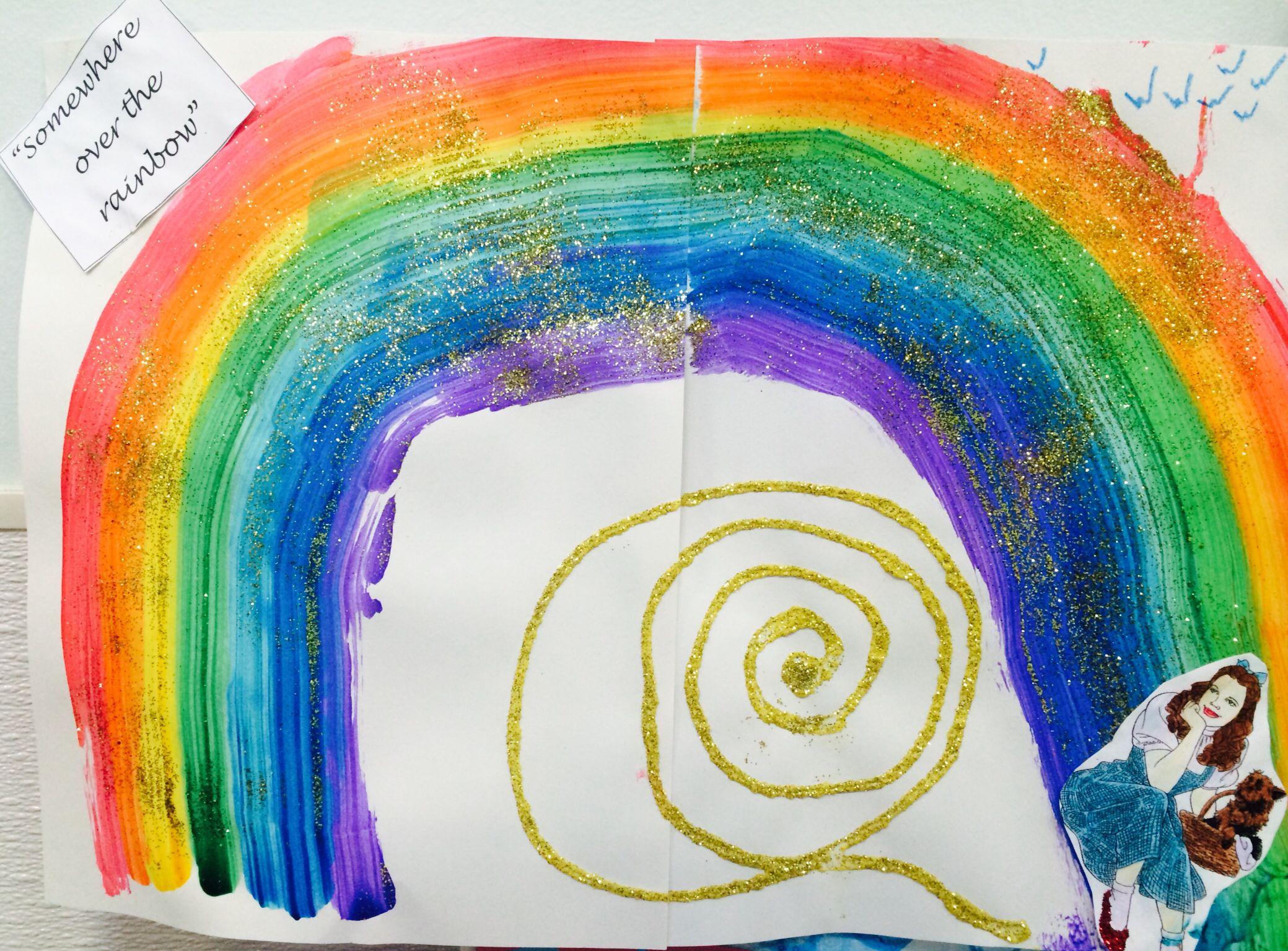 3f6332c7dfa7185a2b203114f476e261 Verwunderlich so where Over the Rainbow Dekorationen