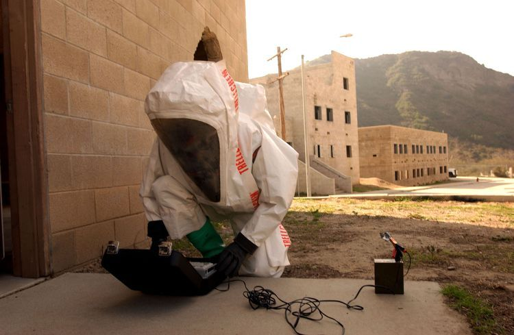 Defense Against WMDs: Read About MOS Field 74D CBRN Specialist | D ...