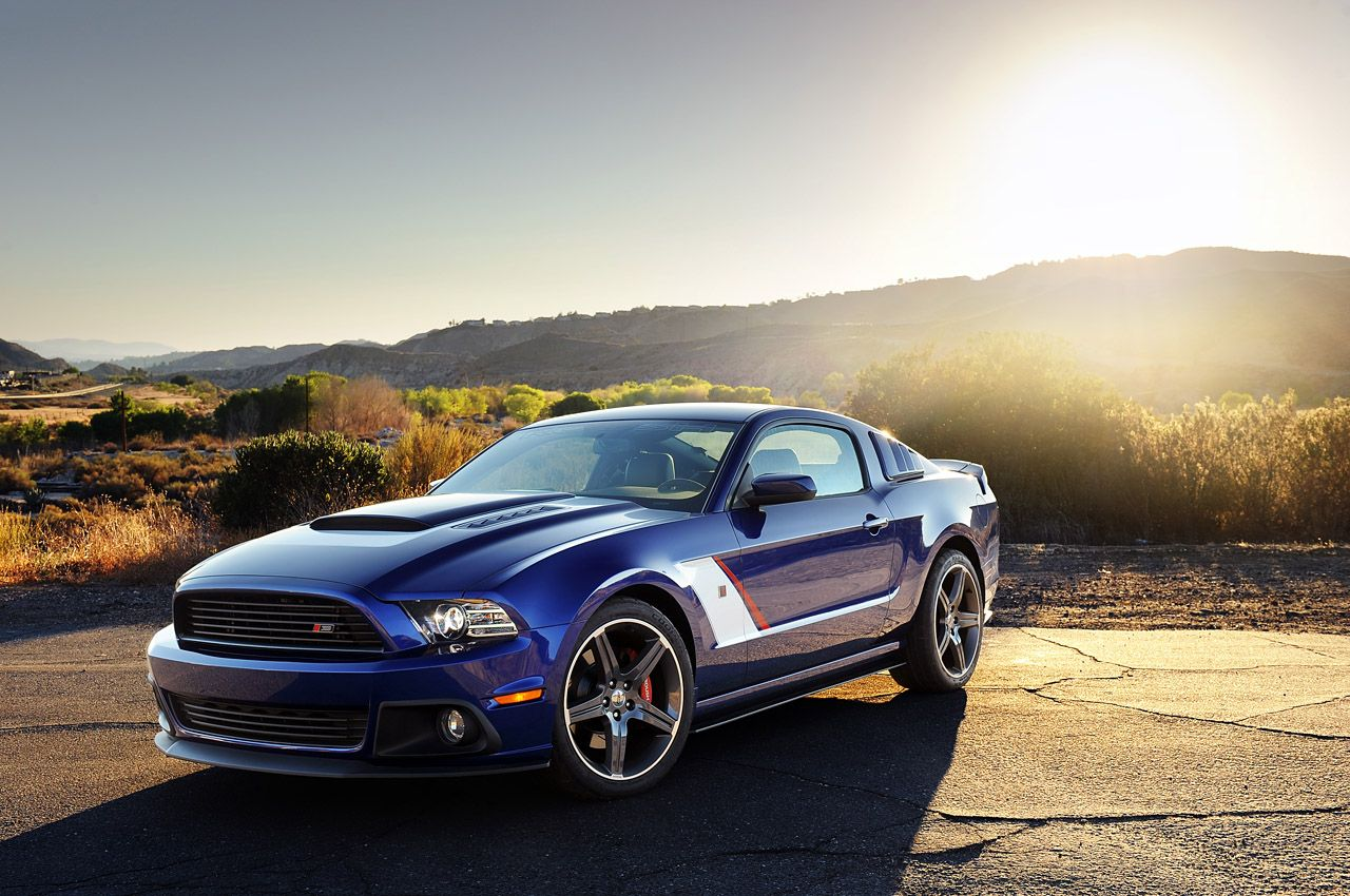 2014 Roush Mustang Stage-3 best Mustang\'s ever made at http://www ...