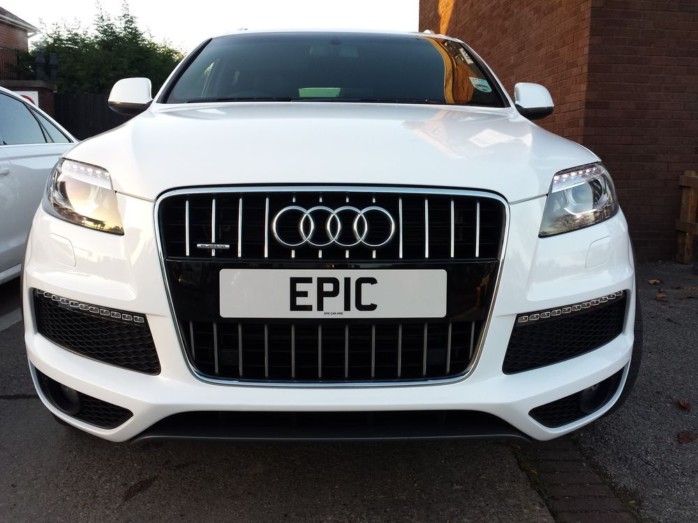 AUDI Q7, CHEAP CAR HIRE, PRESTIGE CAR HIRE, WEDDING CAR ...