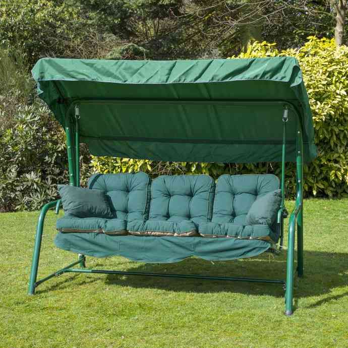 Replacement Cushions For Outdoor Swing Porch Swing Cushions