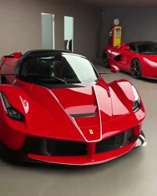 car garage goals