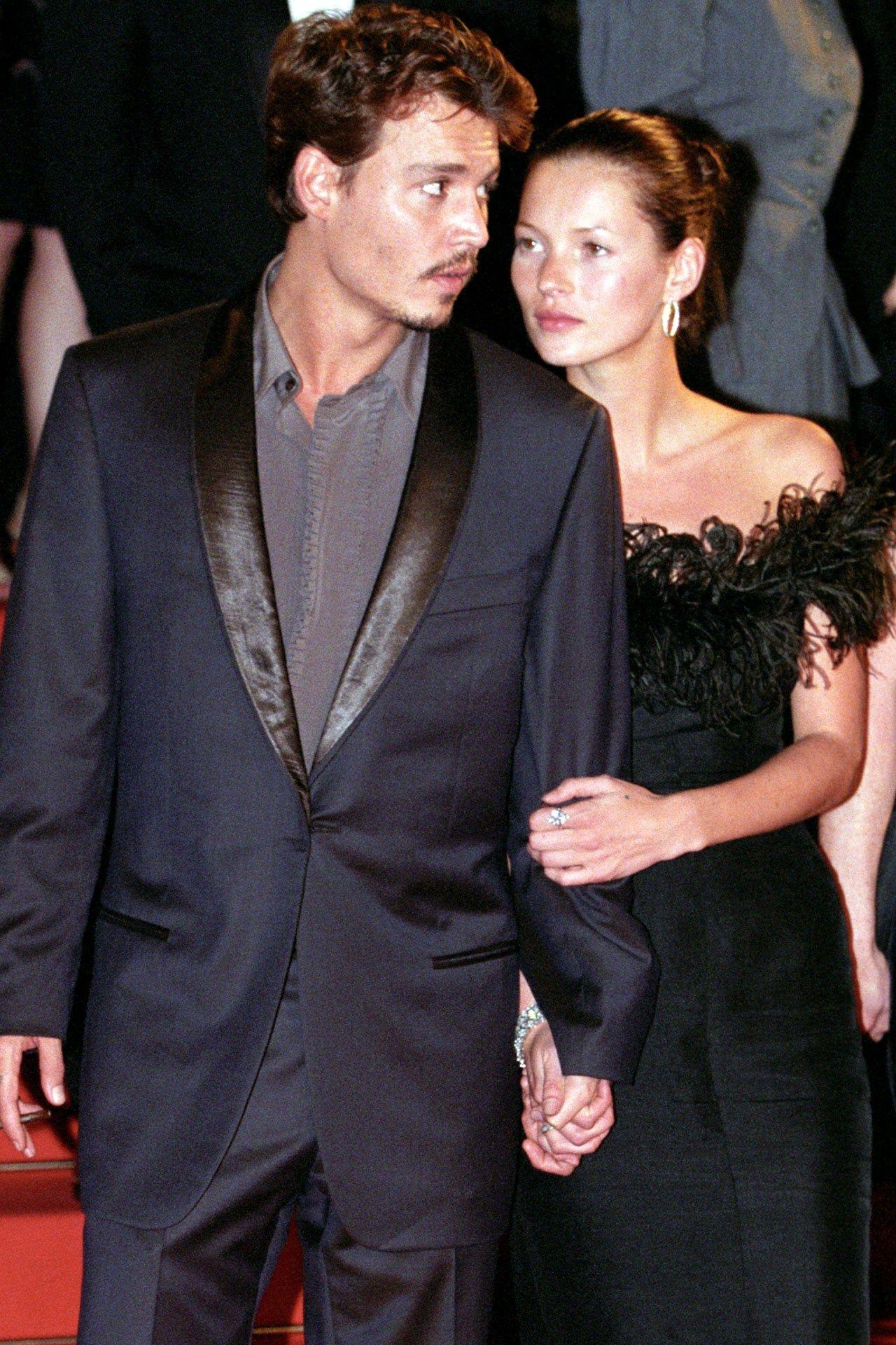 Google chrome themes johnny depp - Are Kate Moss And Johnny Depp Reuniting