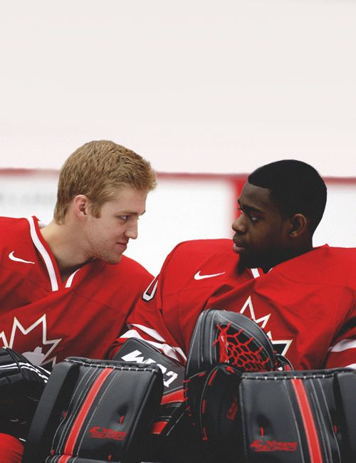 Dougie Hamilton And Malcolm Subban P K S Little Brother Now In