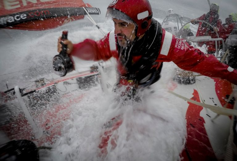 Volvo Ocean Race: the raw story