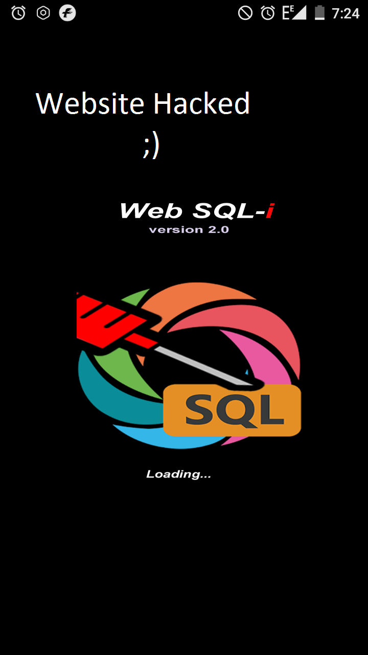 Web SQLI Injection Apk Hacking Tool Download - Download Free Android