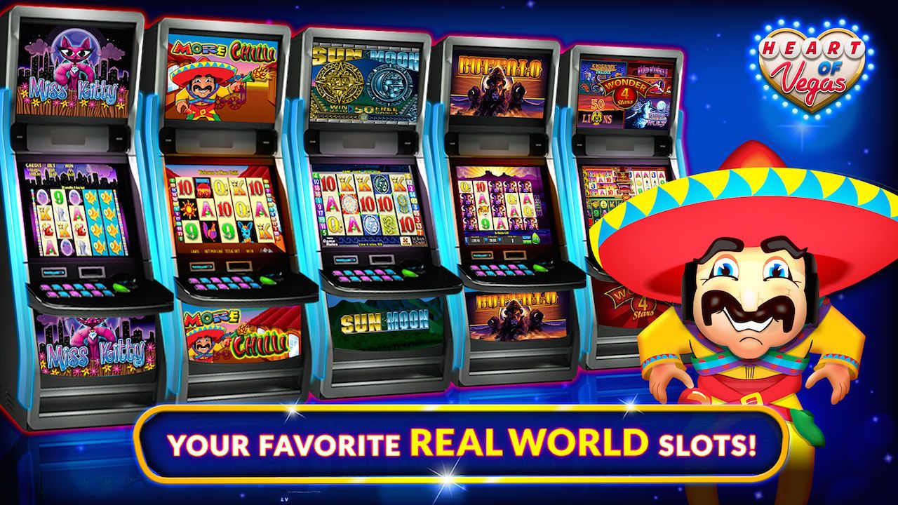 Pin On Heart Of Vegas Slots