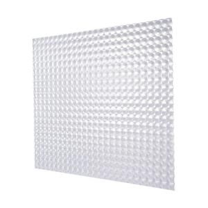 Plaskolite 4 Ft X 2 Ft Suspended Egg Crate Light Ceiling Panel 1199233a The Home Depot Marker Storage Suspended Ceiling Diy Marker Storage
