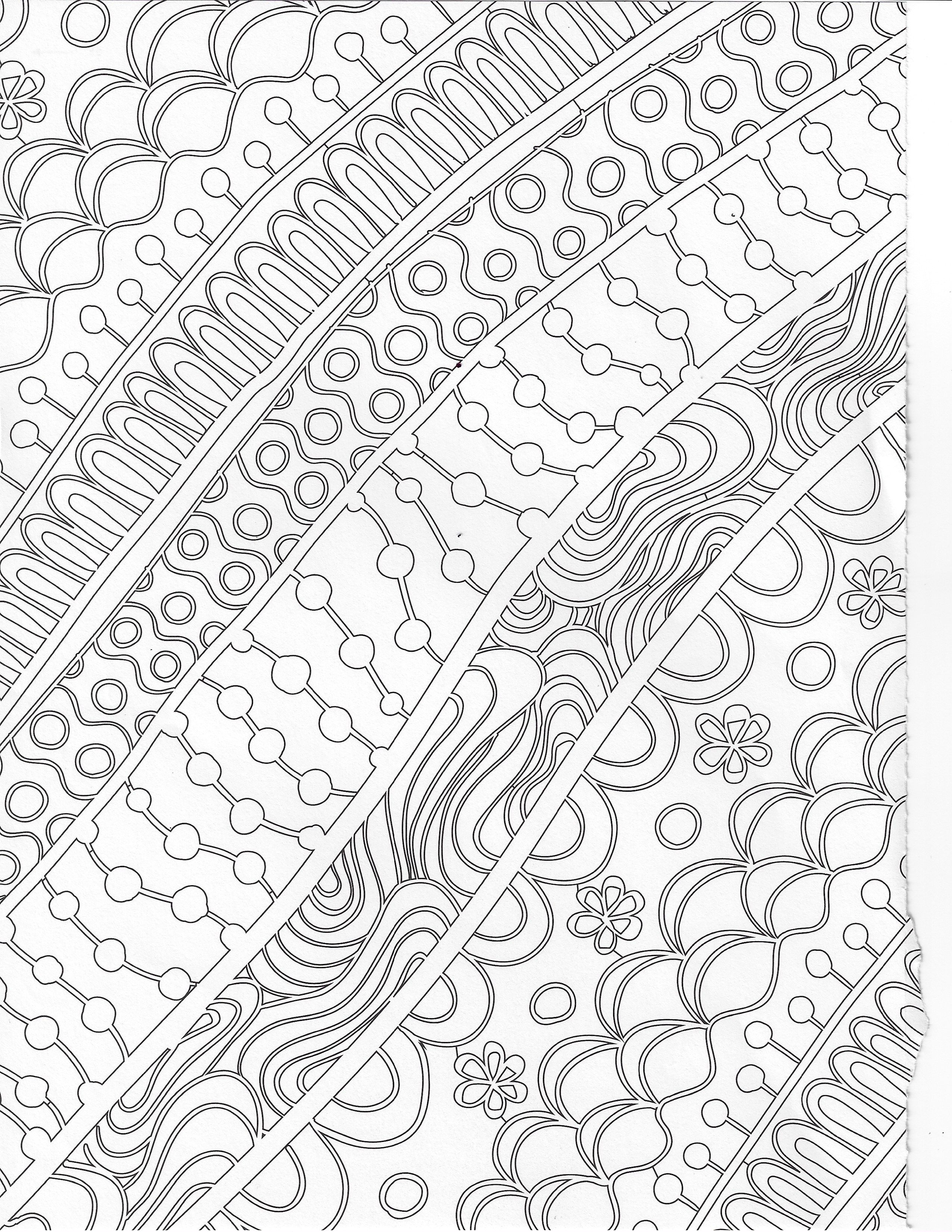 Pin By Lala Dewitt On Sept 2019 Coloring Zentangle Patterns Coloring Pages Colouring Pages