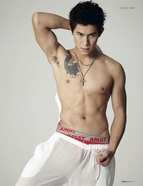 Sexy gay asian men